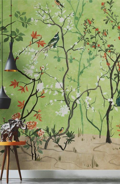 La Selva fiorita
