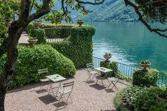 12_Villa Fogazzaro Roi_Oria Valsolda_Como_La terrazza_ Collezione Arc en Ciel
