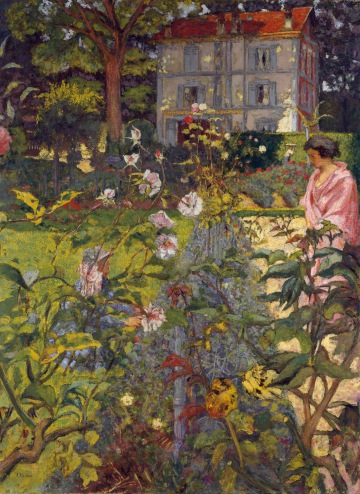 Vuillard, Garden at Vaucresson