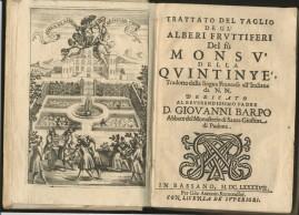 Jean-Baptiste de la Quintinie_Trattato del taglio degli alberi fruttiferi