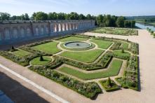 Parterres du Grand Trianon © château de Versailles Thomas Garnier