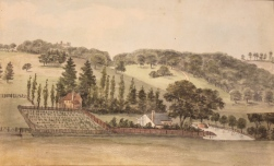 Humphry Repton_ Sundridge Park Red Book 1793, with kind permission of City and Country_RHS before
