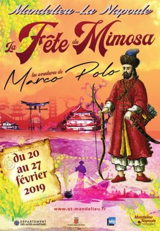Fete du Mimosa 2019