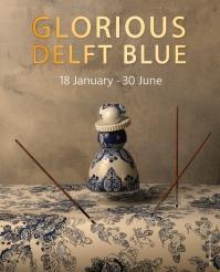 Royal Delft_Glorious Delft Blue ©MarieCécileThijs