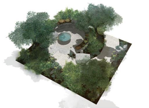 Il Giardino delle essenze ©Giulia Baldin