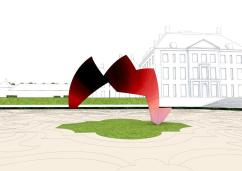 The Garden of Earthly Worries, Methane ©Artist impression Studio Libeskind