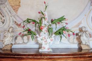 Tulipiera fiori_Ceramiche Dal Pra'©Giardinity