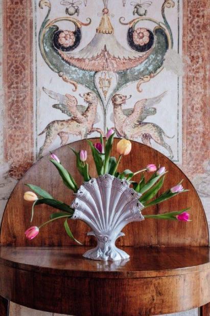 Tulipiera interno_Ceramiche Dal Pra'©Giardinity