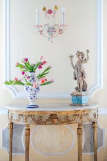 Tulipiera_statua_Ceramiche Dal Pra'©Giardinity-1