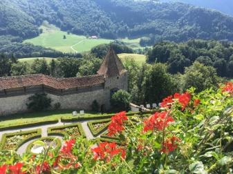 Chateau de Gruyères ©hestermacdonald