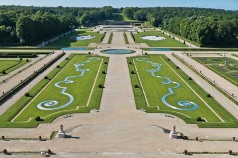 Jardins de Vaux-le-Vicomte 7 ©Collectif