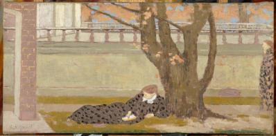 La terrasse ©RMN-Grand Palais (musée d'Orsay)_Hervé Lewandowski