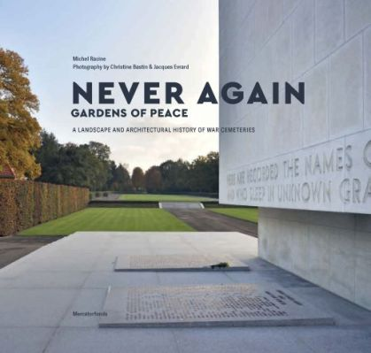 Cover_Never again_Gardens of peace