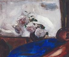 Jan Sluijters_Roses in a bulbous vase ©Kunsthandel Studio 2000