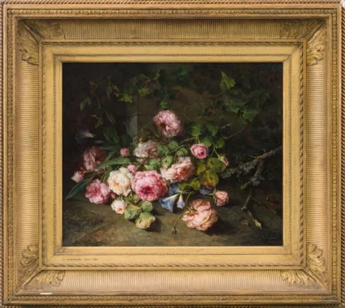 Margaretha Roosenboom_Still life of rose twigs ©Museum Arnhem