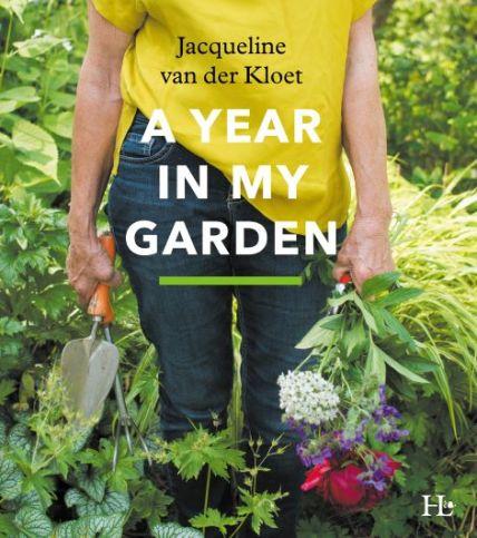 Een jaar in de tuin_voorplat UK