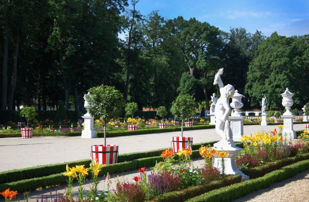 Branicki Palace in Białymstok