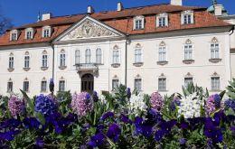 Museum Palace in Nieborów