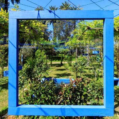 Gardens Festival French Riviera France